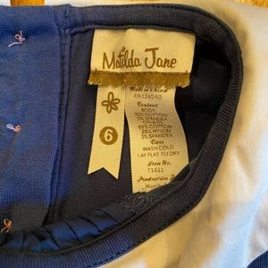 Matilda Jane Matching Sets - Matilda Jane Top and Skirt